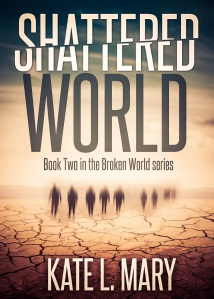 Shattered World Cover
