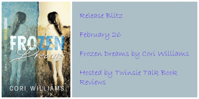 Cori Williams Frozen Dreams Blog Tour Button