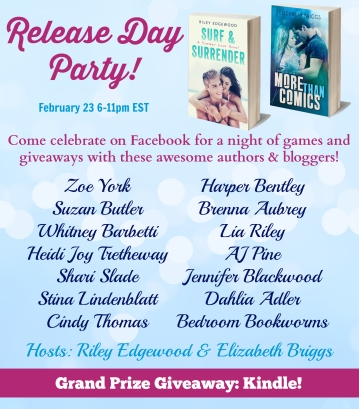 release day party graphic final