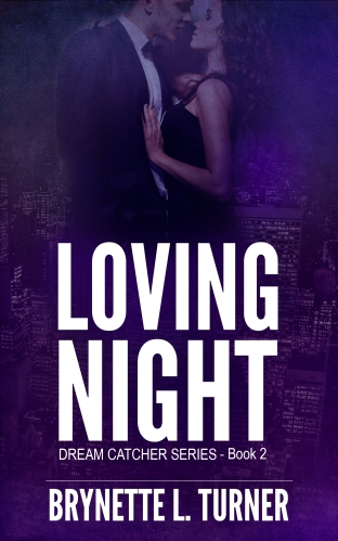 Loving Night Book Cover