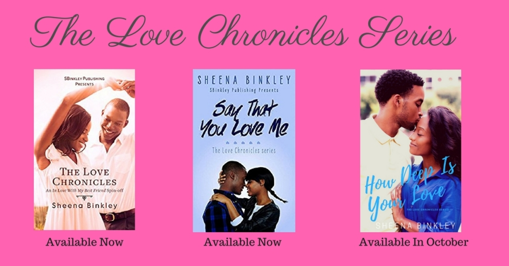 The Love Chronicles series